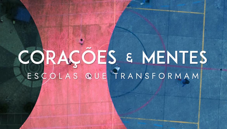 """4º episódio da série """"Corações e mentes, escolas que transformam"""" está disponível online"""