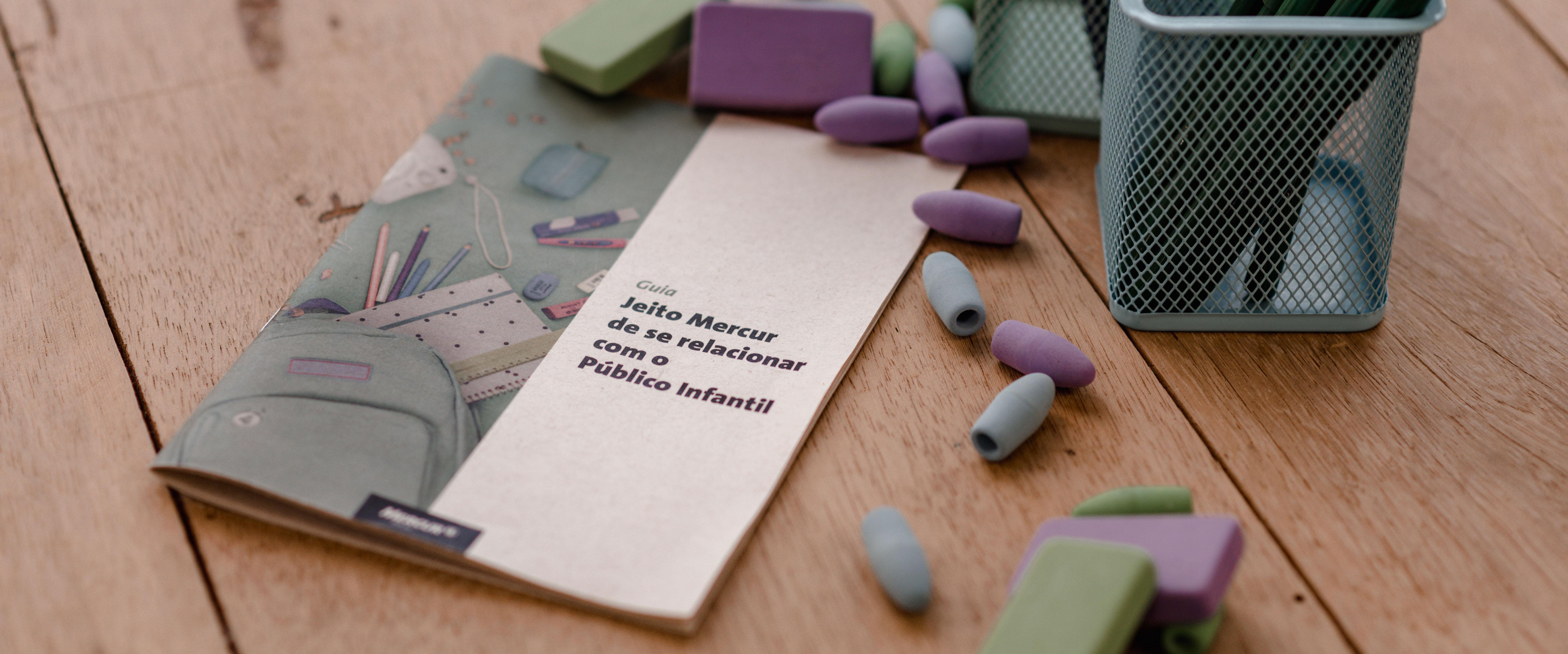 Infância protegida: Mercur lança Guia de Relacionamento com o Público Infantil