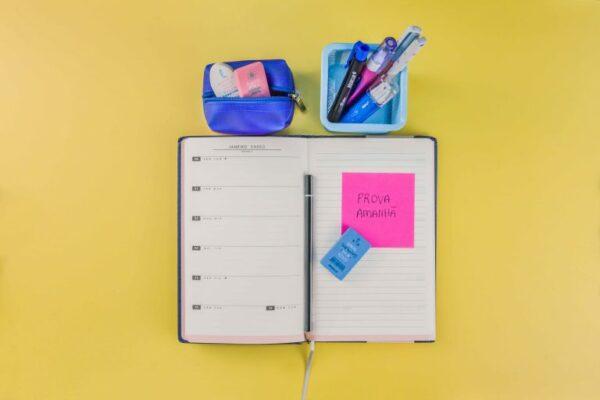 Aprender para a vida: dicas de organização e cuidado para o ano escolar