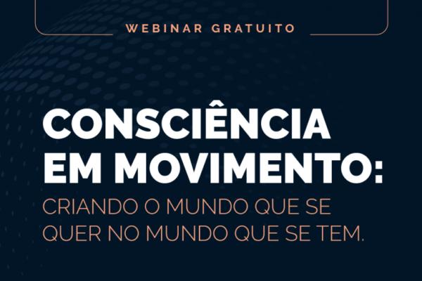 Webinar Consciência em Movimento