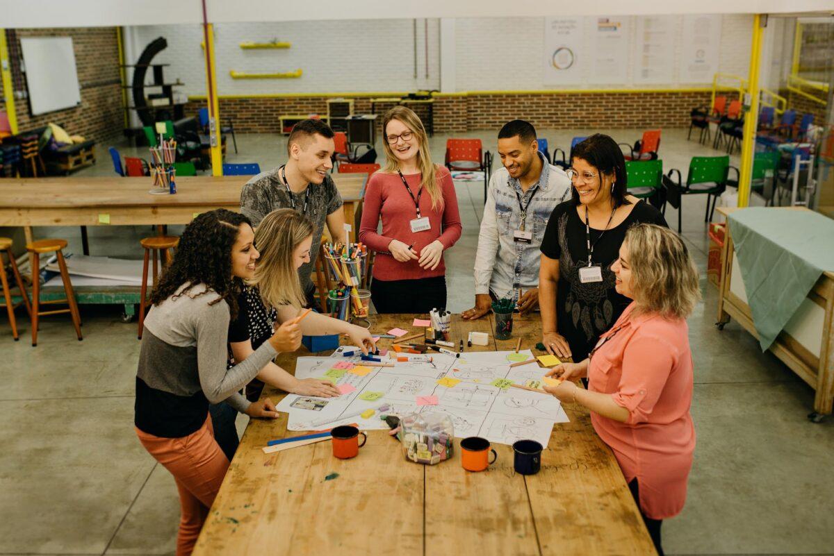 Laboratório de Inovação Social